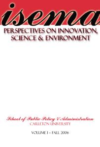 Cover_ISEMA Vol 1 2006
