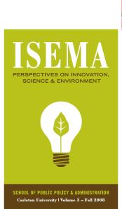 Cover_ISEMA Vol 3 2008