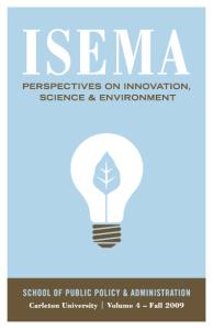 Cover_ISEMA Vol 4 2009